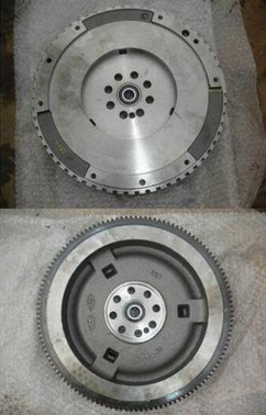 厂家直销,订做飞轮 汽车飞轮 飞轮齿圈,可加工订制