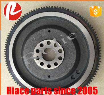 丰田海狮Toyota Hiace 1994-2000 1RZ曲轴及凸轮轴飞轮flywheel