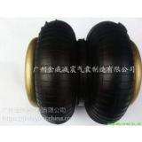空气弹簧也叫气囊一般设备安装的是金威囊减