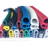 清河恒诺生产各种密封胶条 复合软件硬胶皮 异型胶条订做