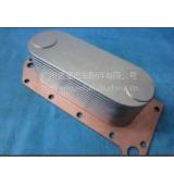 康明斯油冷器/板翅机油冷却器(不锈钢)3974815/3918175 18H12C