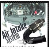 改装进气风箱套装 冬菇头 汽车空滤 炭纤风箱 进气风箱 汽车风箱