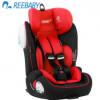 968汽车儿童安全座椅isofix接口 9月-12岁 reebaby3C认证 红色