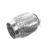 汽车排气软管 挠性管 伸缩节排气管 (图)