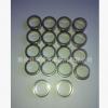 微型电机磁钢护套 转子护套 微型电机配件无刷电机配件