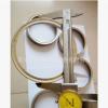 250系列伺服电机转子护套磁钢护套不锈钢套内径137 内径145