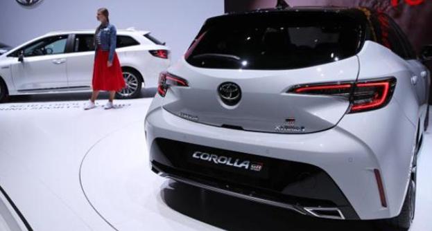 增长2.2% 丰田1-9月全球销量超726万辆