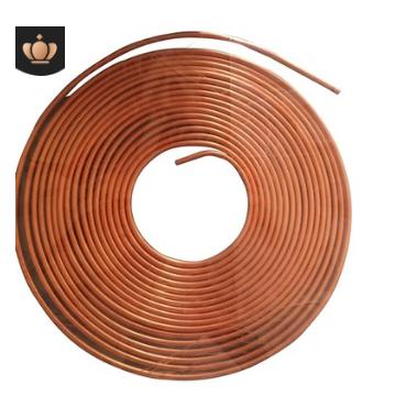 汽车铜管各种微型汽车外径4.76-12镀铜刹车管成品