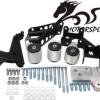 汽车引擎机脚适用本田思域EK96-00 K20 K24引擎机脚发动机支架