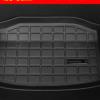 适用于tesla特斯拉model3后备箱垫TPE下层垫改装配件装饰防水无味