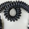 厂家热销7芯汽车螺旋电缆线 螺旋电缆挂车链接线品质保证量大从优