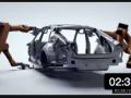 国外汽车流水线加工厂!全部机械智能化生产 (7播放)
