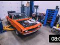 真正的技术活,看大神如何翻新老式雪佛兰的发动机 (8播放)