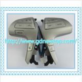 广汽丰田 凯美瑞 汽车方向盘多功能按键开关84250-06160