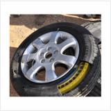 汽车防爆轮胎安全装置