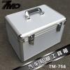 7mo汽车贴膜工具箱 白色铝合金工具箱太阳膜防爆施工工具箱MO-756