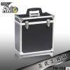 批发汽车贴膜黑色铝合金皮革立式工具箱TM-753 可放烤枪喷壶