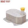 厂家供应适用于福特全顺汽车机油冷却器高品质冷却器汽车散热器