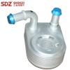 适用于福特B-MAX (JK) 1.4汽车机油散热器冷却器1801936;