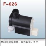 供应 喷水电机 适用于 现代途胜 现代起亚 大宇OEM:98510-2C100