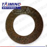 离合器片 优质高强度多铜离合器面片 摩擦材料 量大优惠
