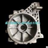 浙江金华涡轮增压器铝铸件 风机配件 翻砂铸铝件发动机进气管配件