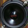 厂家新款酷而乐汽车套装喇叭 6.5寸车载音响改装前门高低音扬声器