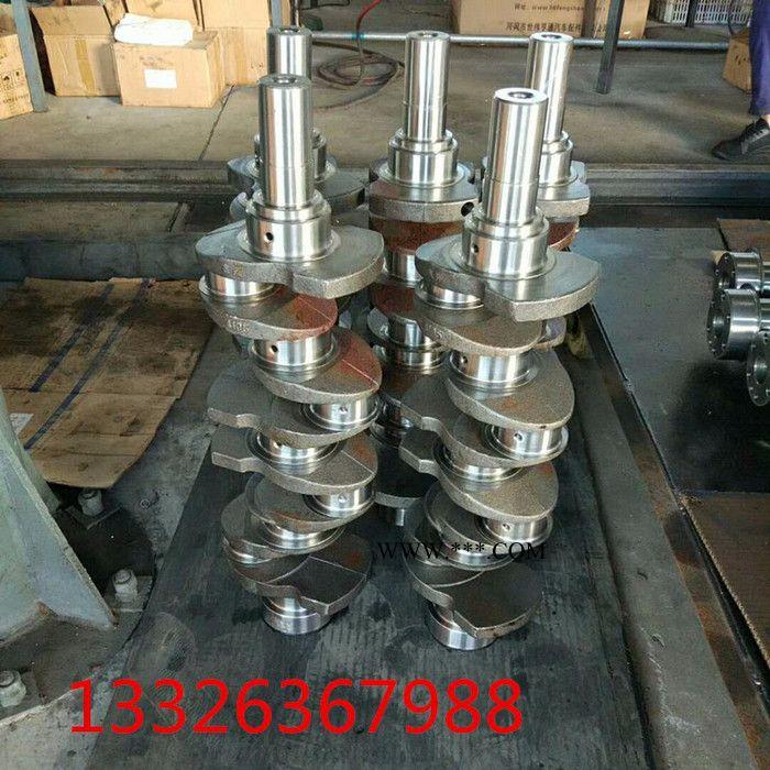 供应鲁工潍坊华丰发动机LR4105配套曲轴有限公司 潍坊同源动力4102有限公司