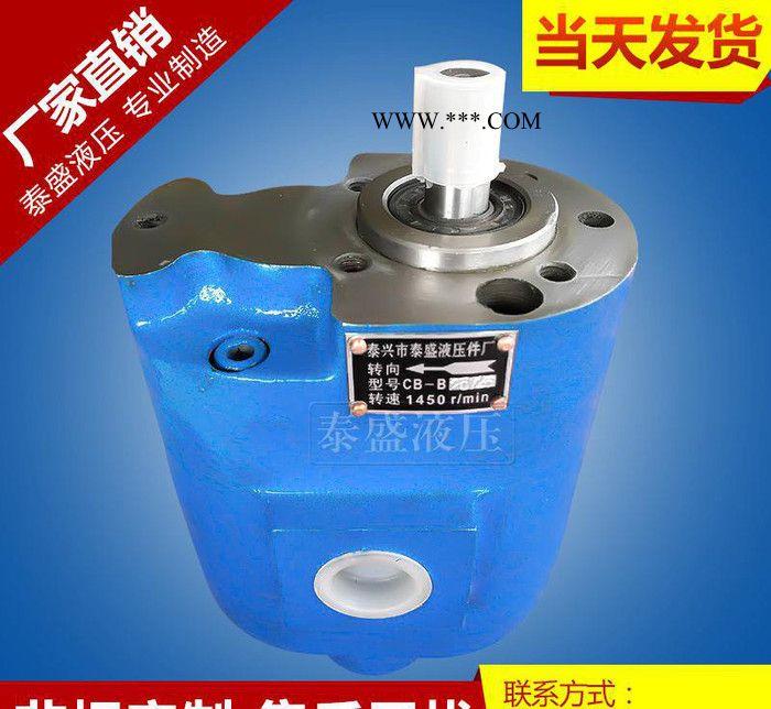 CB-B50齿轮油泵 BM50 B50F耐磨液压油泵B50T