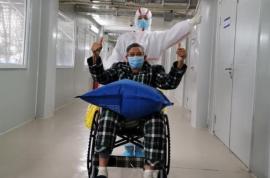 陈文杰:疫情面前担使命 重症病房彰医德