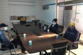 滨海新区工商联组织建设部走访联系华舜汽车配件公司、天意君泰公司