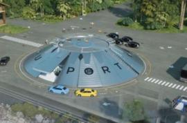 英国将建全球首个电动飞行汽车及快递无人机机场