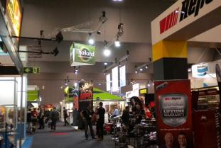 澳大利亚墨尔本汽配售后市场展览会
