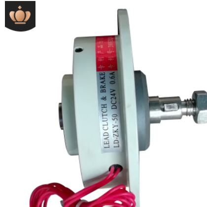 5N微型磁粉制动器 进口制动器 制动器生产厂家 LD-ZKY-50