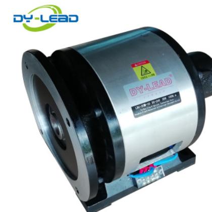 现货销售电磁离合器 电磁制动器电磁离合刹车器组台湾定益LBC-201