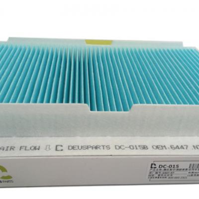 适用东风标致RCZ 307 308 308S汽车空调滤清器滤芯 空调格