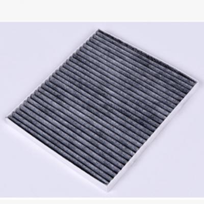 适用于起亚11-14款K2 09-13款福瑞迪空调滤芯滤清器格活性炭