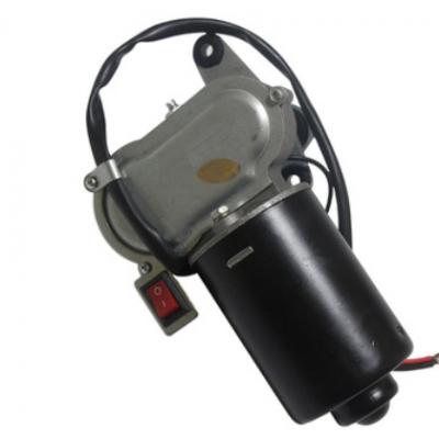 厂家供应叉车雨刮电机工程车雨刮电机多种型号接口汽车雨刮器电机
