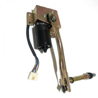 厂家供应挖掘机雨刮电机适用于各种车型工程车雨刮器电机电动机