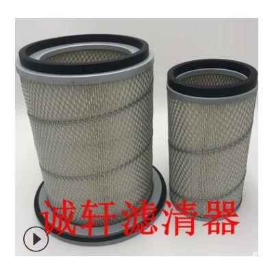定制工程机械设备配件发电机组空气滤芯滤清器过滤器CH11217滤芯