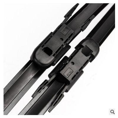 厂家直销标志307凯旋英朗翼虎荣威350专用雨刮器无骨雨刷片可定制