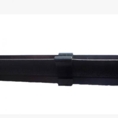 大众新polo两厢前无骨雨刮器111213141516款小方头直插接口雨刷片