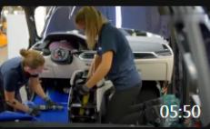 05:50 汽车生产线:汽车是如何组装出来的。