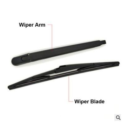 适用雷克萨斯RX/LEXUS RX汽车后挡雨刮器总成后窗雨刷片摇臂罩盖