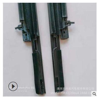 适用于 本田思域 06-11 汽车玻璃外压条 车门外挡水 外切条密封条