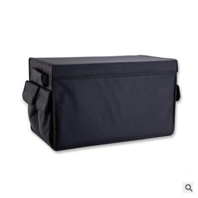 沃尔沃后备箱收纳箱专用储物箱整理箱盒袋车载杂物置物箱内饰改装