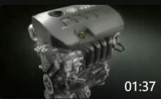 01:37 丰田双VVTi发动机的工作原理, 日本汽车工业的底蕴